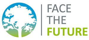 logo face the future